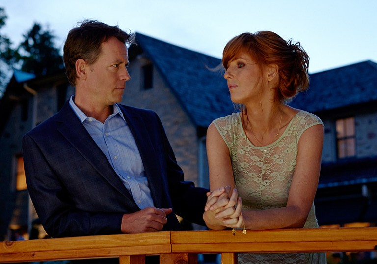 Greg Kinnear, Kelly Reilly - HEAVEN IS FOR REAL - Sony / Screen Gems