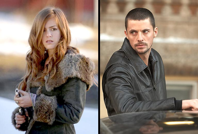 Isla Fisher, Matthew Goode - THE LOOKOUT - Miramax / Spyglass Ent.