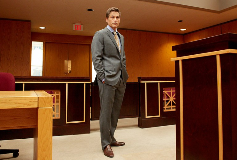 Rob Lowe - IMPERFECT JUSTICE - Lifetime Television / Fox Television Studios