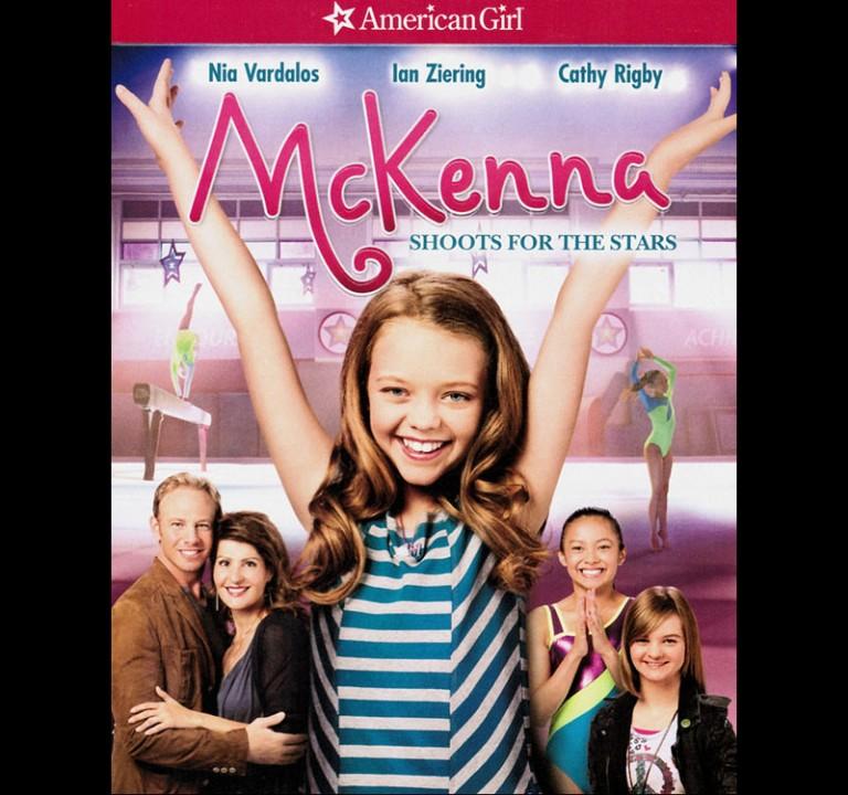 AMERICAN GIRL - Universal Home Ent. / Mattel - Final DVD Cover
