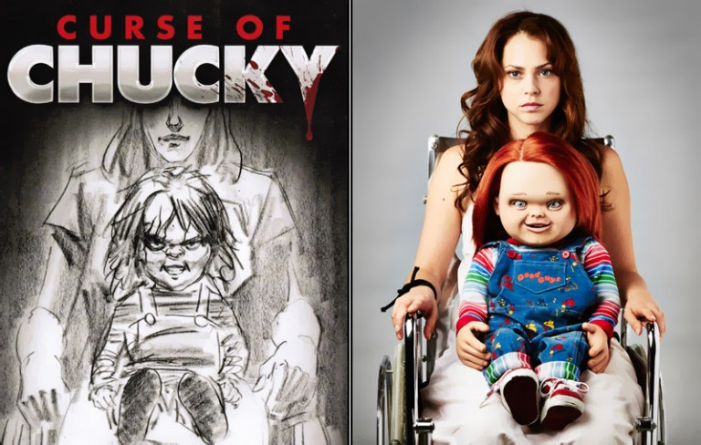 CURSE OF CHUCKY - Universal Pictures - Artwork & Gallery Photo