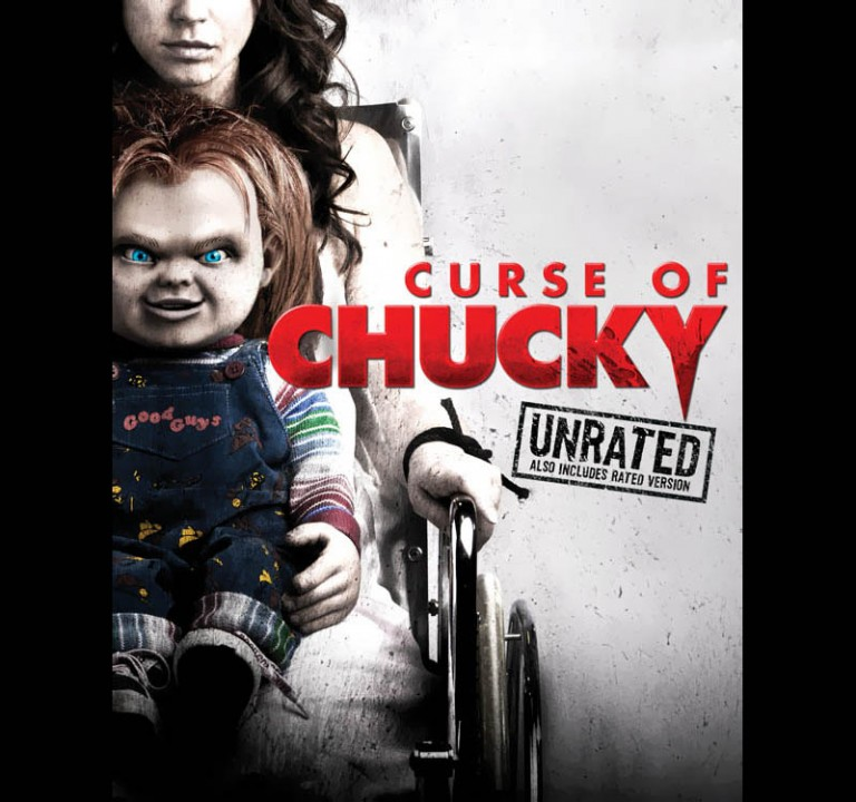 CURSE OF CHUCKY - Universal Pictures - Poster & DVD Cover